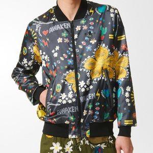 Adidas x Pharrell Printed Artist Jacket